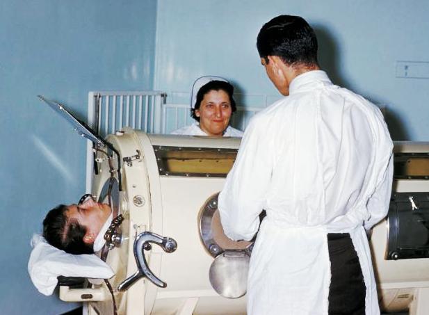 eiserne lunge lebensmut trotz schwerer krankheit